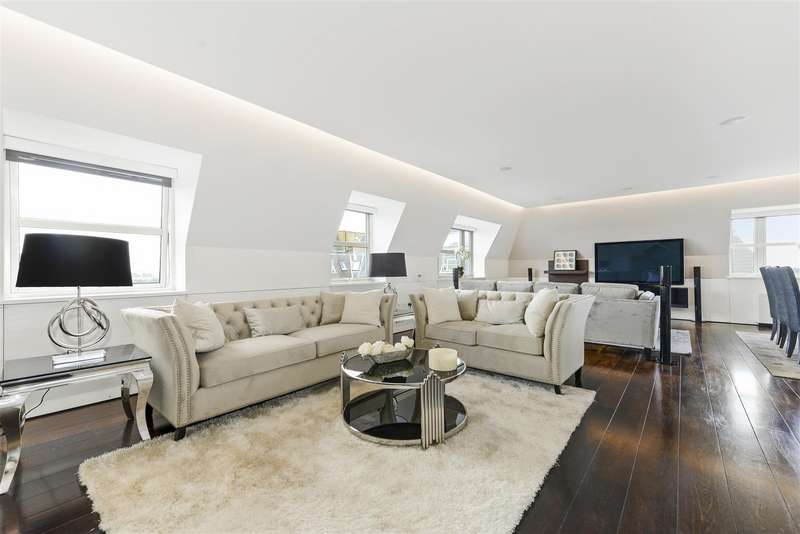 3 Bedrooms Flat for rent in St Johns Wood Park, St Johns Wood, London NW8
