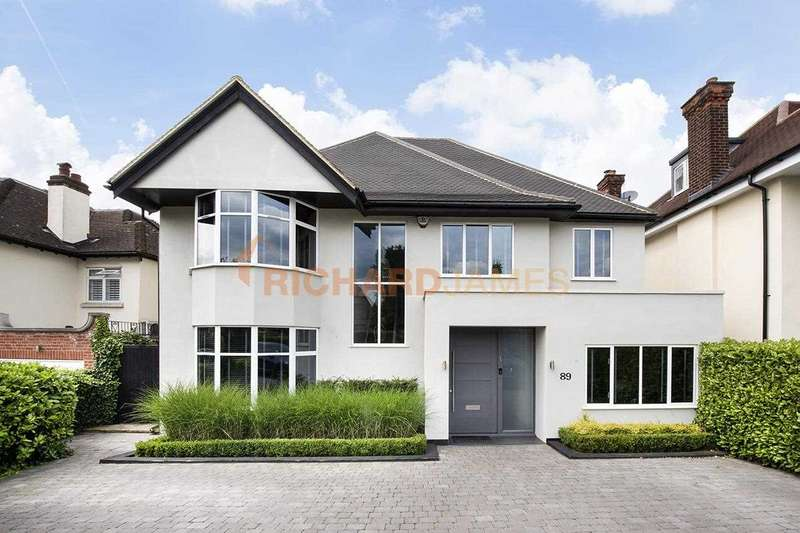 Property for sale in Uphill Road, Mill Hill, NW7