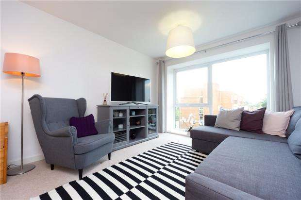 1 Bedroom Apartment Flat for sale in Priory Point, 36 Southcote Lane, Reading