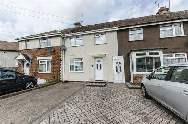3 Bedrooms Terraced House for sale in Locksley Road, Eastleigh, Eastleigh, Hampshire