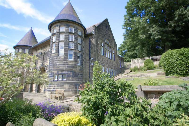 4 Bedrooms Semi Detached House for sale in Boulderclough Chapel, Pinfold Lane, Halifax