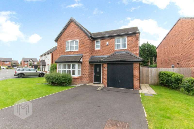 4 Bedrooms Detached House for sale in Cedar Fold, Tottington, Bury, Greater Manchester, BL8