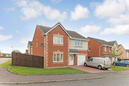 4 Bedrooms Detached House for sale in Dalmore Road, Kilmarnock