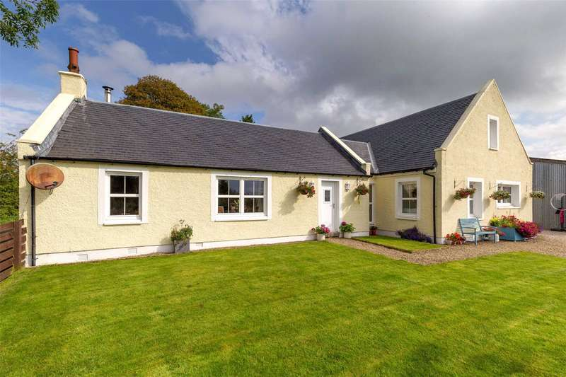 4 Bedrooms House for sale in Asseyfaulds Cottage - Lot 1, By Dalry, North Ayrshire, KA24