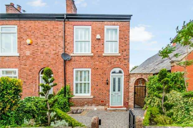 4 Bedrooms End Of Terrace House for sale in Hale Road, Hale