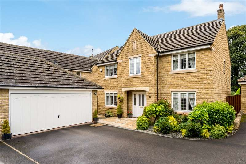 4 Bedrooms Detached House for sale in Hollin Head, Baildon, West Yorkshire
