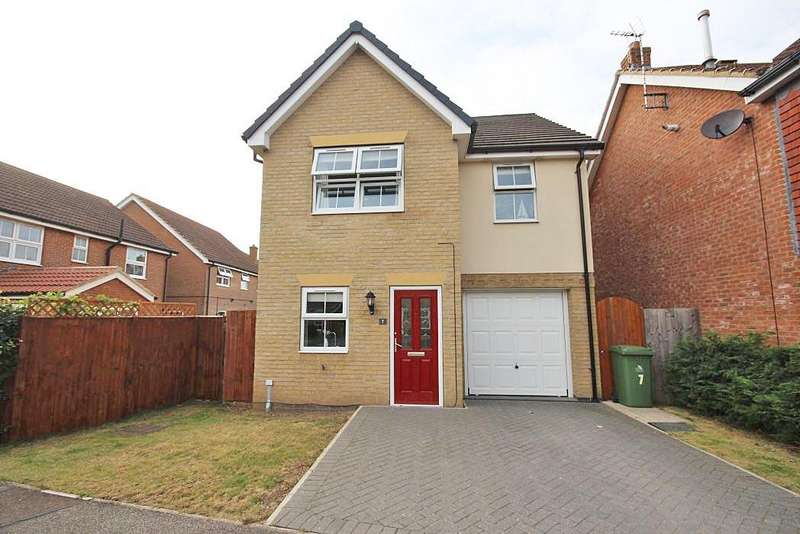 3 Bedrooms Detached House for sale in BROCKLESBY AVENUE, IMMINGHAM