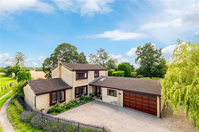 5 Bedrooms Detached House for sale in Marston House, Main Street, Wighill, Tadcaster