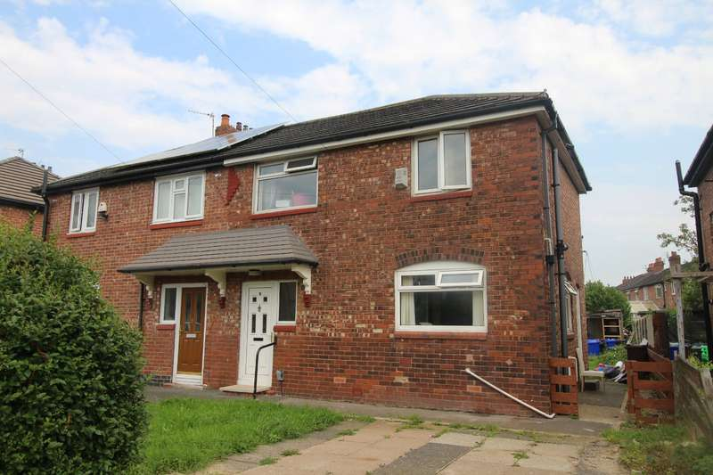 3 Bedrooms Semi Detached House for sale in Westdean Crescent, Burnage, Manchester, M19