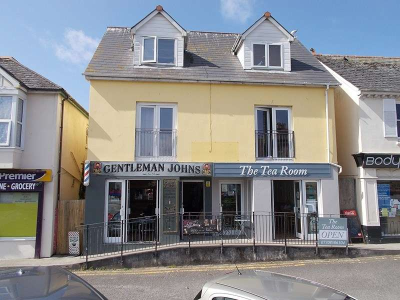 Shop Commercial for sale in Tywarnhayle Square, Perranporth