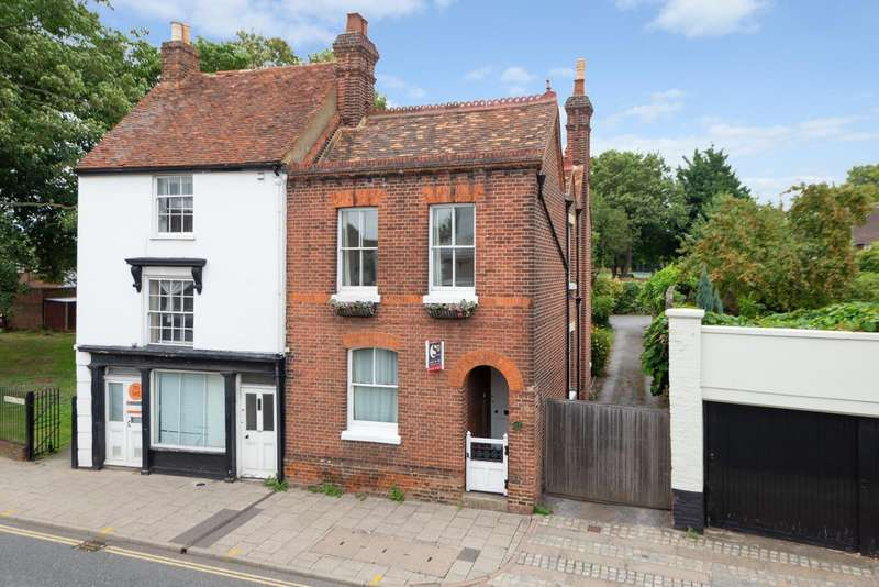 4 Bedrooms Semi Detached House for sale in Broad Street, Canterbury, CT1