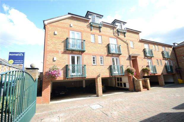 2 Bedrooms Apartment Flat for sale in Temple Gate, Temple Road, Windsor