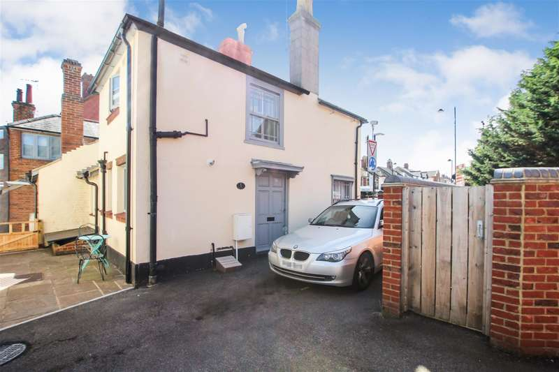1 Bedroom End Of Terrace House for sale in Canal Mews, Leighton Buzzard