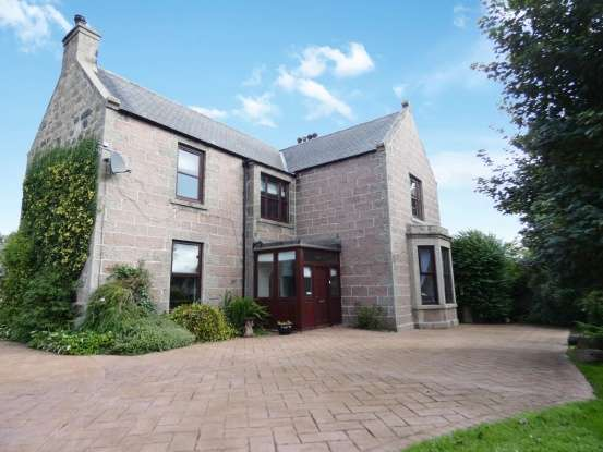 5 Bedrooms Detached House for sale in Knock Street, Peterhead, Aberdeenshire, AB42 5DQ