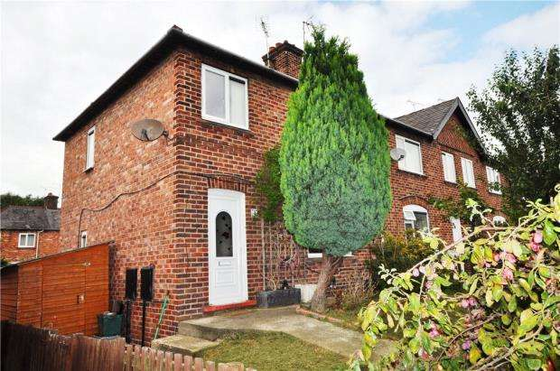 3 Bedrooms Semi Detached House for sale in Hereward Road, Chester, Cheshire