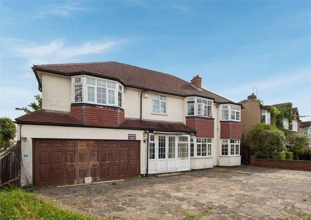 7 Bedrooms Detached House for sale in College Road, Harrow Weald, Harrow, Greater London