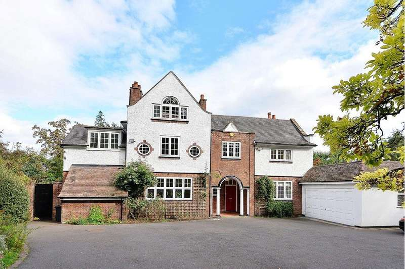 7 Bedrooms Property for sale in Farquhar Road, Edgbaston, Birmingham, B15 3RE