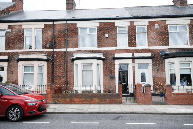 3 Bedrooms Terraced House for sale in Bede Burn Road, Jarrow