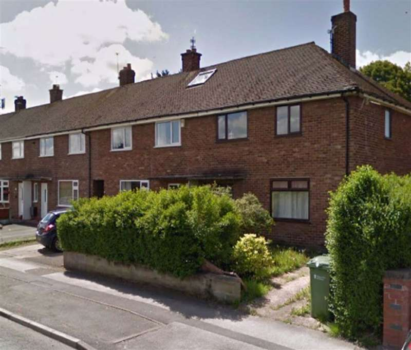 3 Bedrooms End Of Terrace House for sale in Greenbank Lane, Northwich
