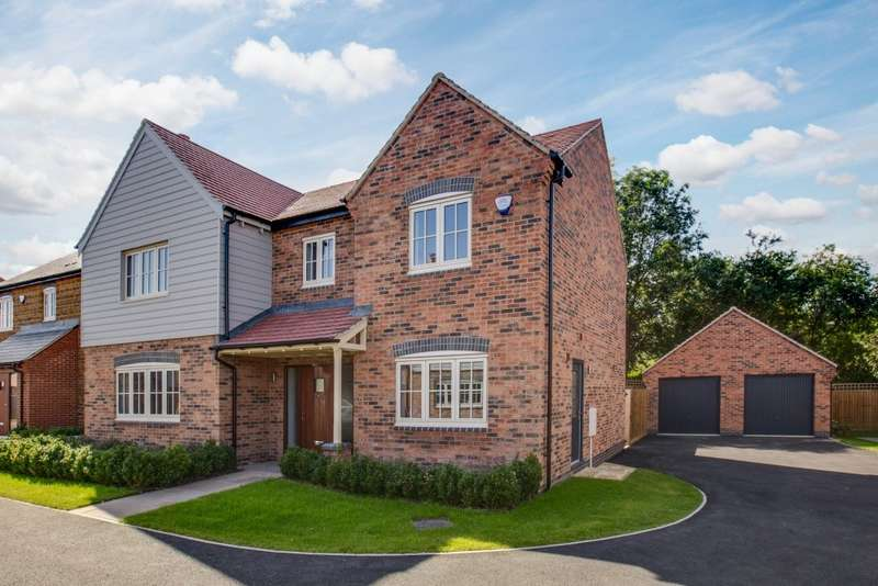 5 Bedrooms Detached House for sale in Browns Meadow, Northampton