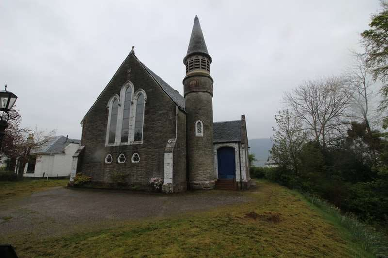 Detached House for sale in High Road, Dunoon, Scottish Borders, PA23