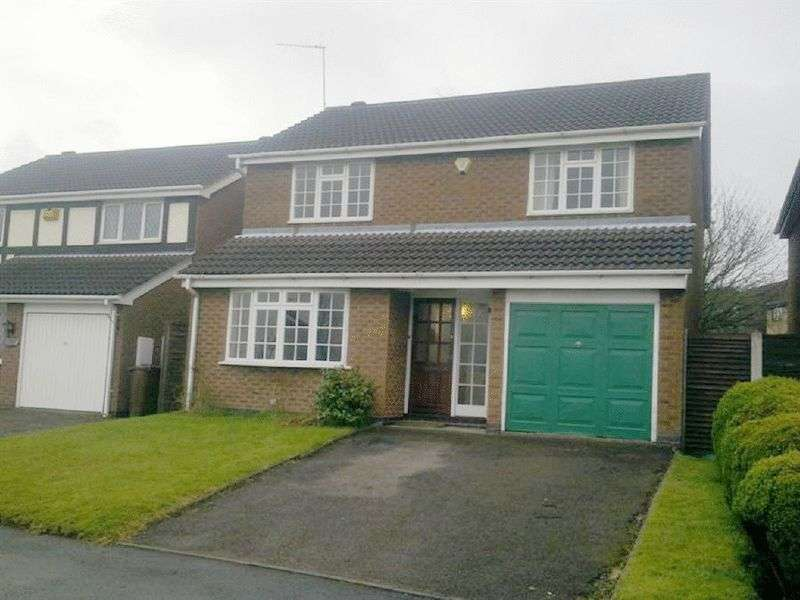 4 Bedrooms Property for rent in Thames Drive, Biddulph, Stoke-On-Trent