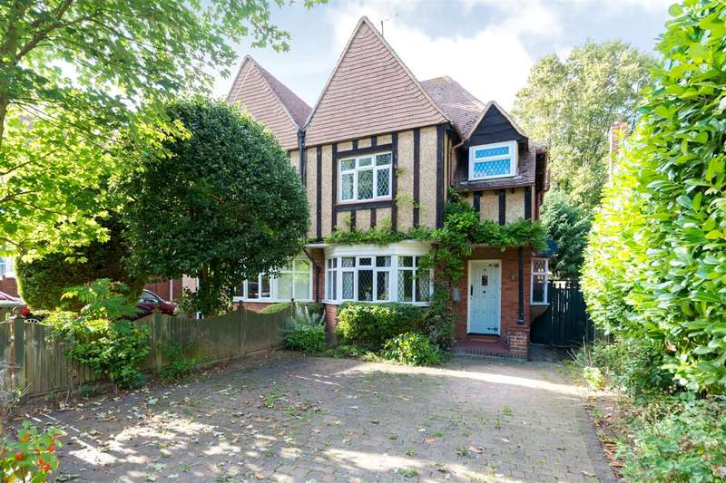 3 Bedrooms Semi Detached House for sale in Ersham Road, Canterbury
