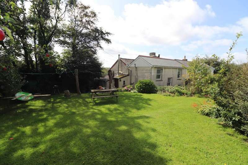 4 Bedrooms Cottage House for sale in West Down, Ilfracombe