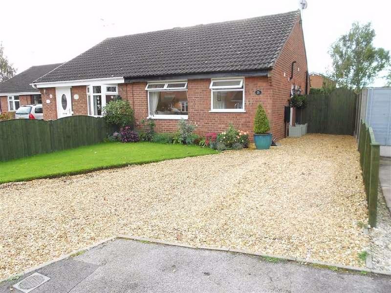 1 Bedroom Semi Detached Bungalow for sale in Wareham Drive, Coppenhall, Crewe