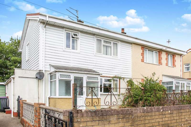 3 Bedrooms Semi Detached House for sale in Gwyn Crescent, Varteg, Pontypool, NP4