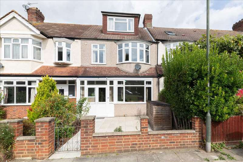 5 Bedrooms Terraced House for rent in Crossway, London