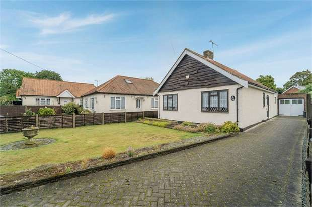 2 Bedrooms Detached House for sale in Bagley Close, West Drayton, Greater London