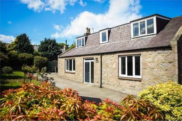 5 Bedrooms Detached House for sale in View Terrace, Aberdeen