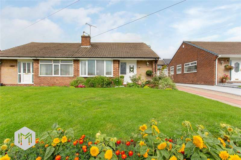 3 Bedrooms Semi Detached Bungalow for sale in Falcondale Road, Winwick, Warrington, Cheshire, WA2