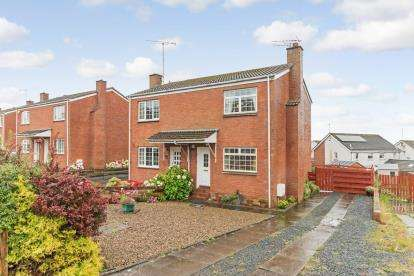 2 Bedrooms Semi Detached House for sale in Drumcoyle Drive, Coylton