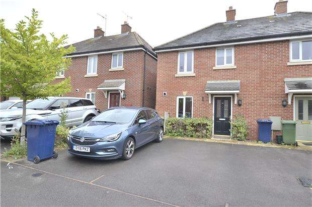 3 Bedrooms Semi Detached House for sale in Bulford Close, Hucclecote, GLOUCESTER, GL3 3AG