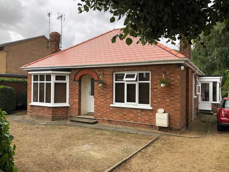 3 Bedrooms Detached Bungalow for sale in Norfolk Street, Wimblington
