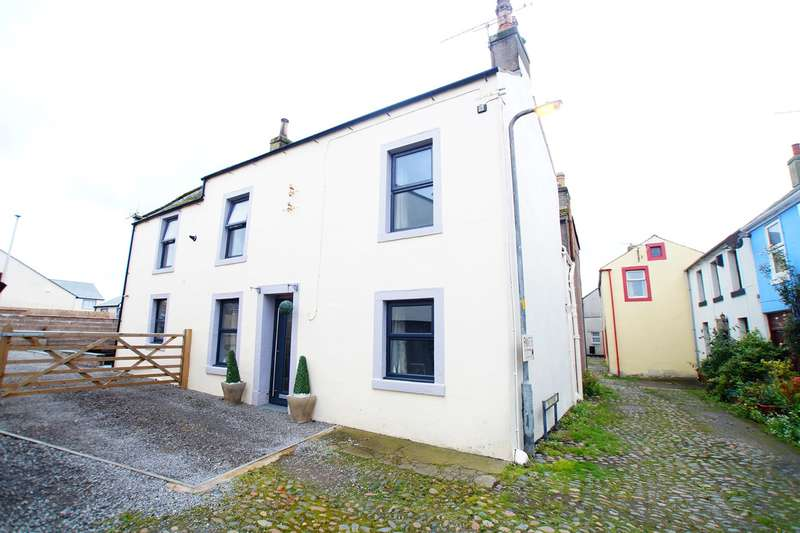 3 Bedrooms Semi Detached House for sale in Allonby, Maryport, CA15