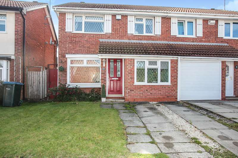 3 Bedrooms Semi Detached House for sale in Stonefield Close, Coventry, West Midlands, CV2