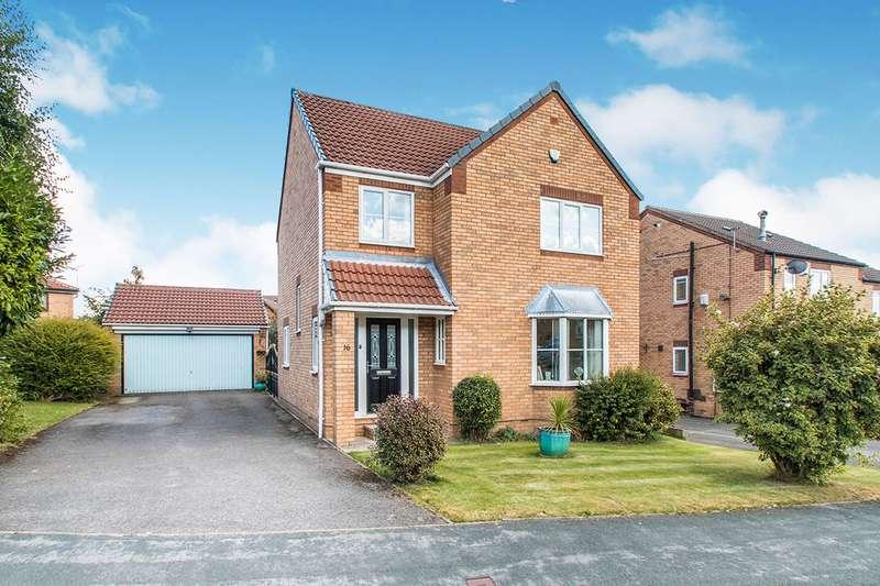 4 Bedrooms Detached House for sale in Harrier Way, Morley, Leeds, West Yorkshire, LS27