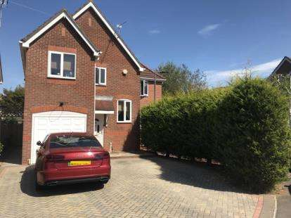 4 Bedrooms Detached House for sale in Ellan Hay Road, Bradley Stoke, Bristol, Gloucestershire