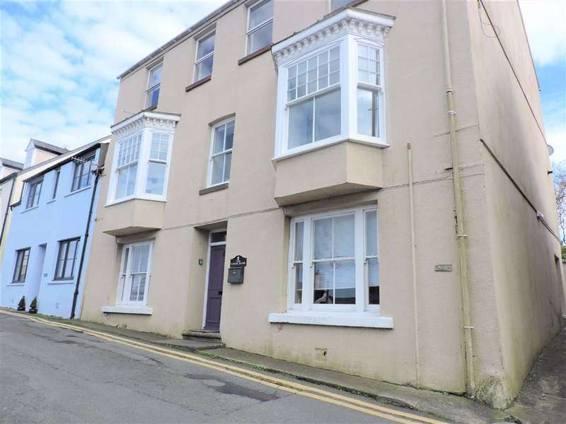 2 Bedrooms Flat for sale in Tower Hill, Fishguard