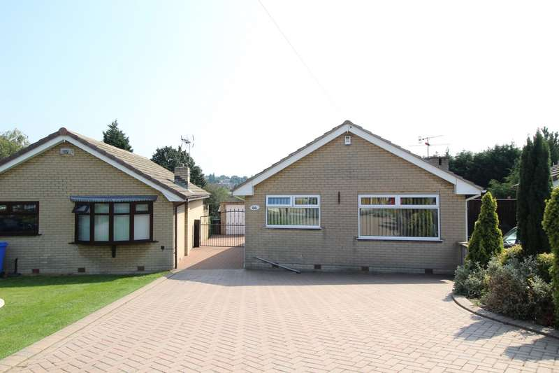 2 Bedrooms Detached Bungalow for sale in Tunwell Greave, S5