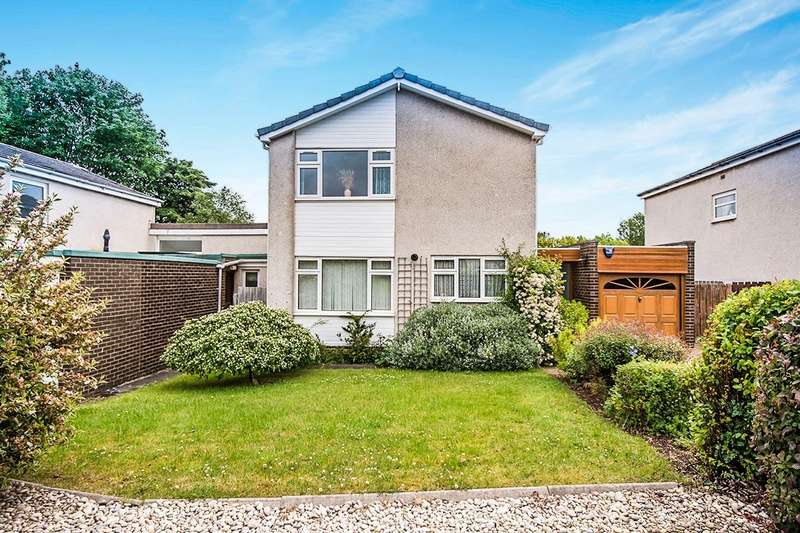 4 Bedrooms Detached House for sale in Weir Crescent, Dalkeith, Midlothian, EH22