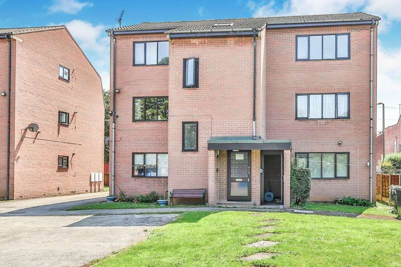2 Bedrooms Flat for sale in Shadyside, Hexthorpe, DN4