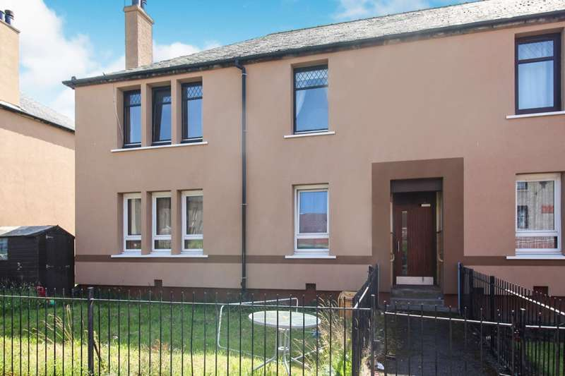 2 Bedrooms Apartment Flat for sale in Fleming Gardens South, Dundee, DD3