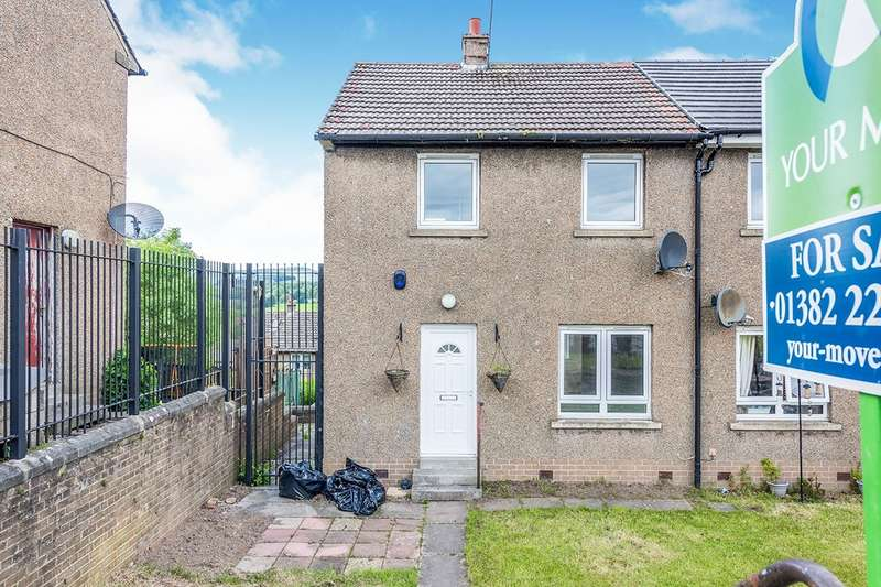 2 Bedrooms Semi Detached House for sale in Craigmore Street, Dundee, DD3