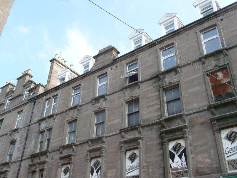 2 Bedrooms Apartment Flat for sale in Gellatly Street, Dundee, DD1