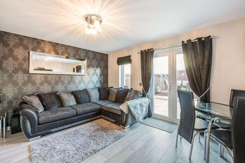 4 Bedrooms House for sale in Earl Matthew Avenue, Arbroath, Angus, DD11