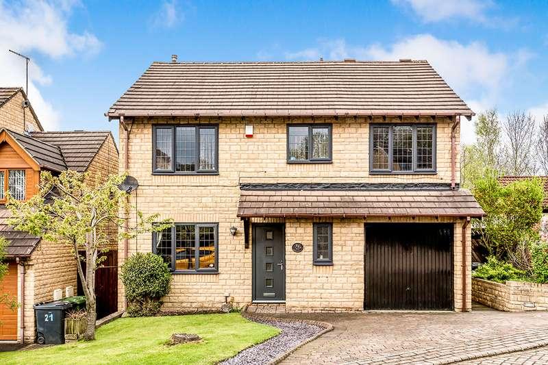 4 Bedrooms Detached House for sale in Daffil Grange Way, Morley, Leeds, LS27